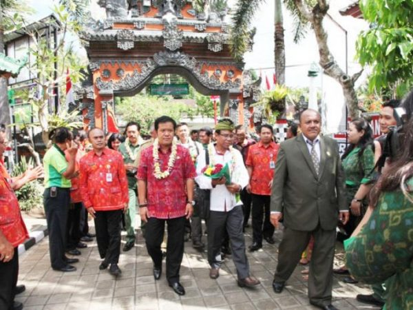 SMP Negeri 3 Bangli Ditetapkan sebagai Sekolah Rujukan