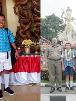 Juara I Nasional Lomba Baca Puisi FLS2N di Palembang